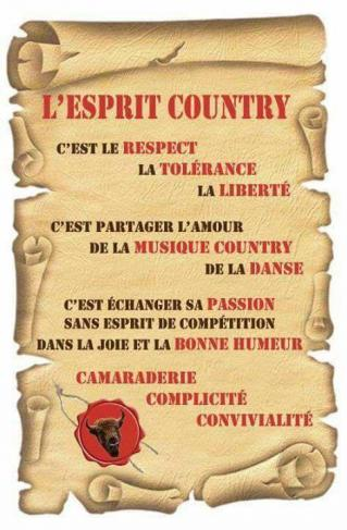 L'esprit Country