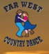 Far west country dance